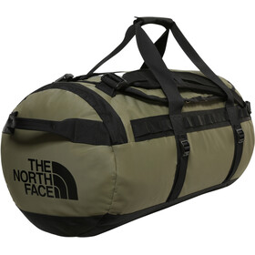 The North Face Base Camp Duffel M burnt olive green/TNF black